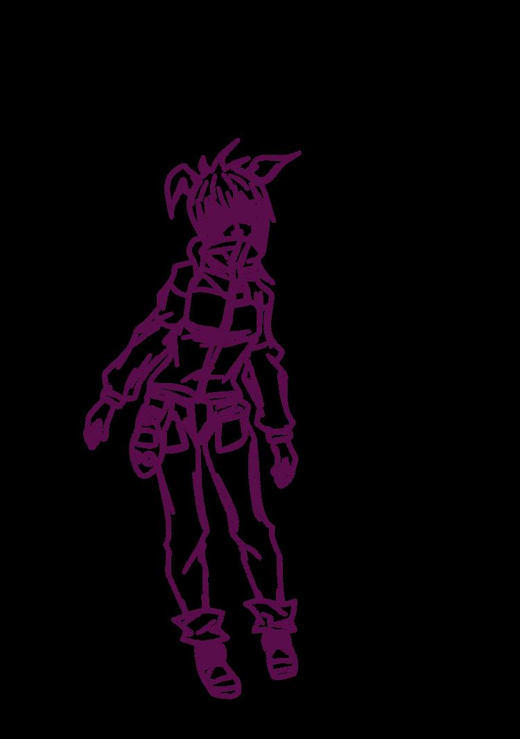 kell0x - Ori - Pink - Contornos by Yuki-Tsuki-Hana