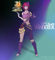 Timeless - Time Wanderer by Yuki-Tsuki-Hana
