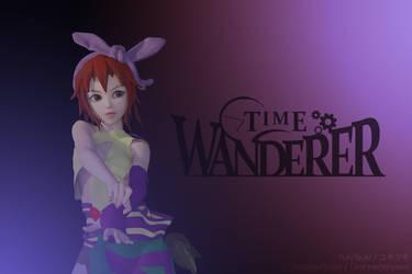 Time Wanderer - Corina - 3D - 001 by Yuki-Tsuki-Hana
