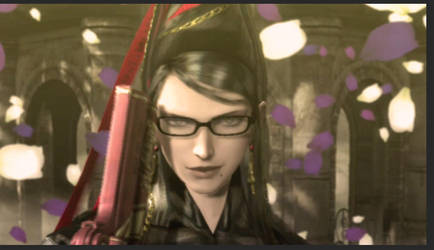 Bayonetta by Animefan837