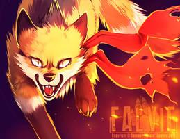 Rage by falvie