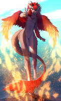Come With Me by falvie