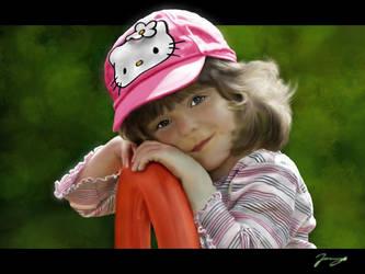 Isn't she lovely by JAMsEye