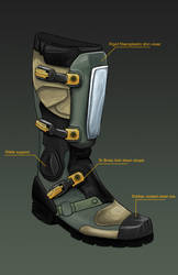 Finished Boot Design Page 3 by all-one-line
