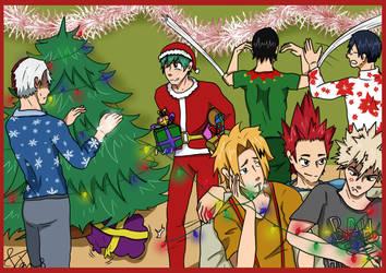 Christmas Ready by JennieJutsu