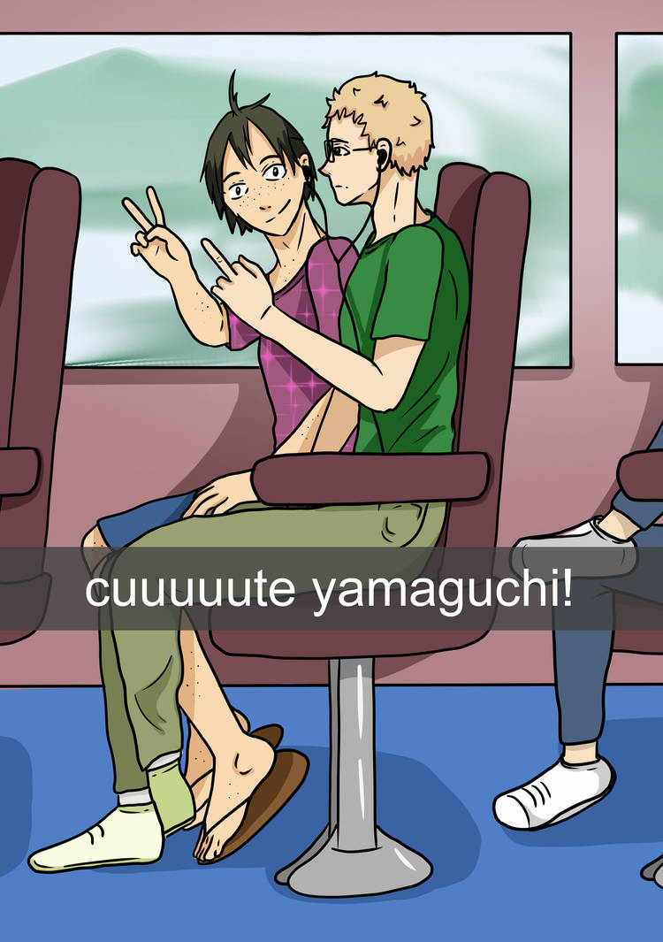 Tsukkiyama Snapchat by JennieJutsu
