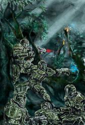 NOVA dschungel-attacke-picture detail by Tom3k-S