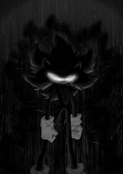 dark sonic by sonallyfan