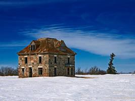 Winter's Keep by WayneBenedet