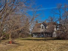 Cottage Retreat by WayneBenedet