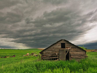 Gathering a Storm by WayneBenedet