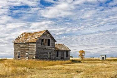 Saskatchewan Autumn (WAB6145) by WayneBenedet