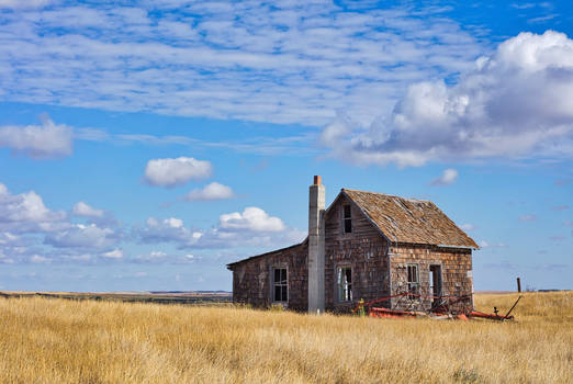 Little House On The Prairie (WAB6162) by WayneBenedet