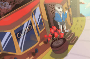 The SANS store by MickaaaCHy