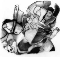 Dead Space 2 (WIP) by deathlouis