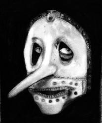 Slipknot - Chris by deathlouis