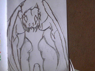 The Angel of Death by XxDimondDustxX