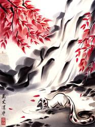 Fall by cepphiro