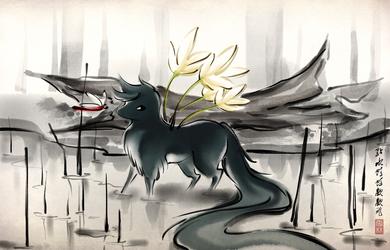 Dragonfly by cepphiro