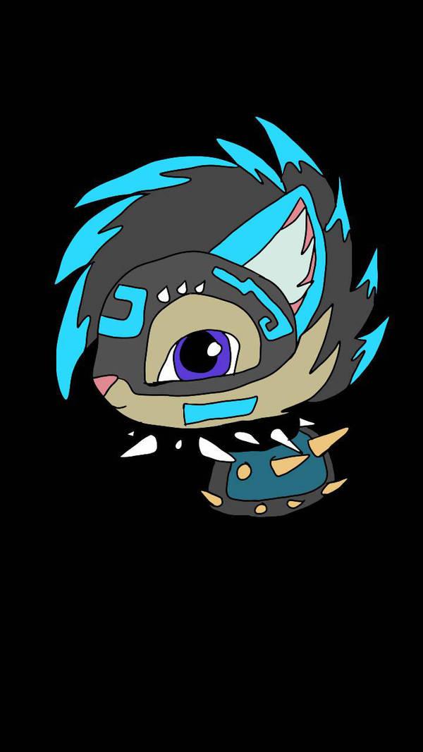 my animal jam cougar by Awesomspiritcat21