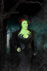 Zelena Once Upon a Time by TheCuckooEmporium