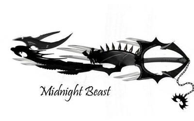 Midnight Beast by OnyxChaos
