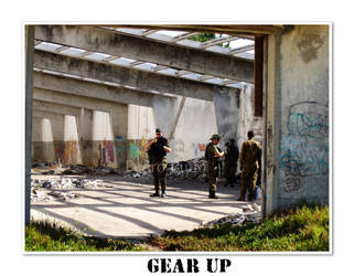 Airsoft Series I - Gearing Up by morcegoatmotion