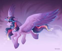 Twilight Sparkle by Fenwaru