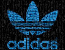 Adidas Moasic Tile by drsparc