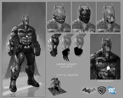 Batman Suit Concept by Vital-Dynamite