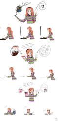 Vivian James tries out Kiddie Games by MentalCrash