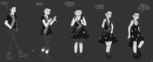 What if... Cabra Chica Punketa by MentalCrash
