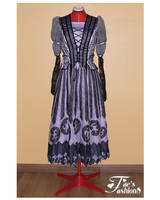 Violet Boudelaire by FaesFashions