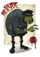 Horrible Mr. Hyde by deadelk