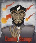 Vandal Savage by deadelk