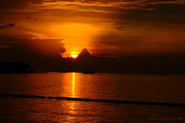 Sunset in Key West (Florida) by NickysChannel13