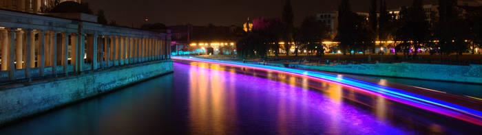 Dual Screen Background Berlin Festival Of Lights by NickysChannel13