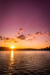 Sunset in Sweden by NickysChannel13