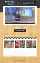 Diet Website by theidentity