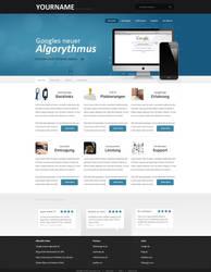Business Webdesign by theidentity