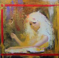 Pale Hair Girl Series : Dawn by michaelandrewlaw