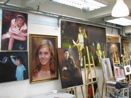 My workshop by michaelandrewlaw