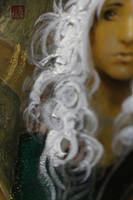 Details from Swan Song 1 by michaelandrewlaw