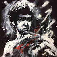 From Bruce Lee with Love by michaelandrewlaw
