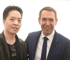 Michael Andrew Law Meets Jeff Koons II by michaelandrewlaw
