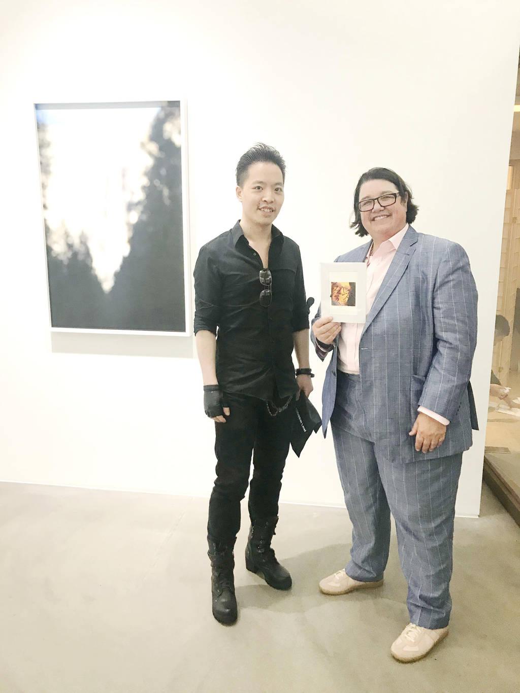 Law Cheuk Yui meet Catherine Opie by michaelandrewlaw