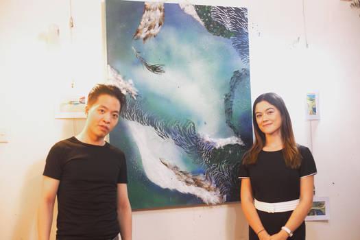 Michael Andrew Law Cheuk Yui and Faye Bradley by michaelandrewlaw