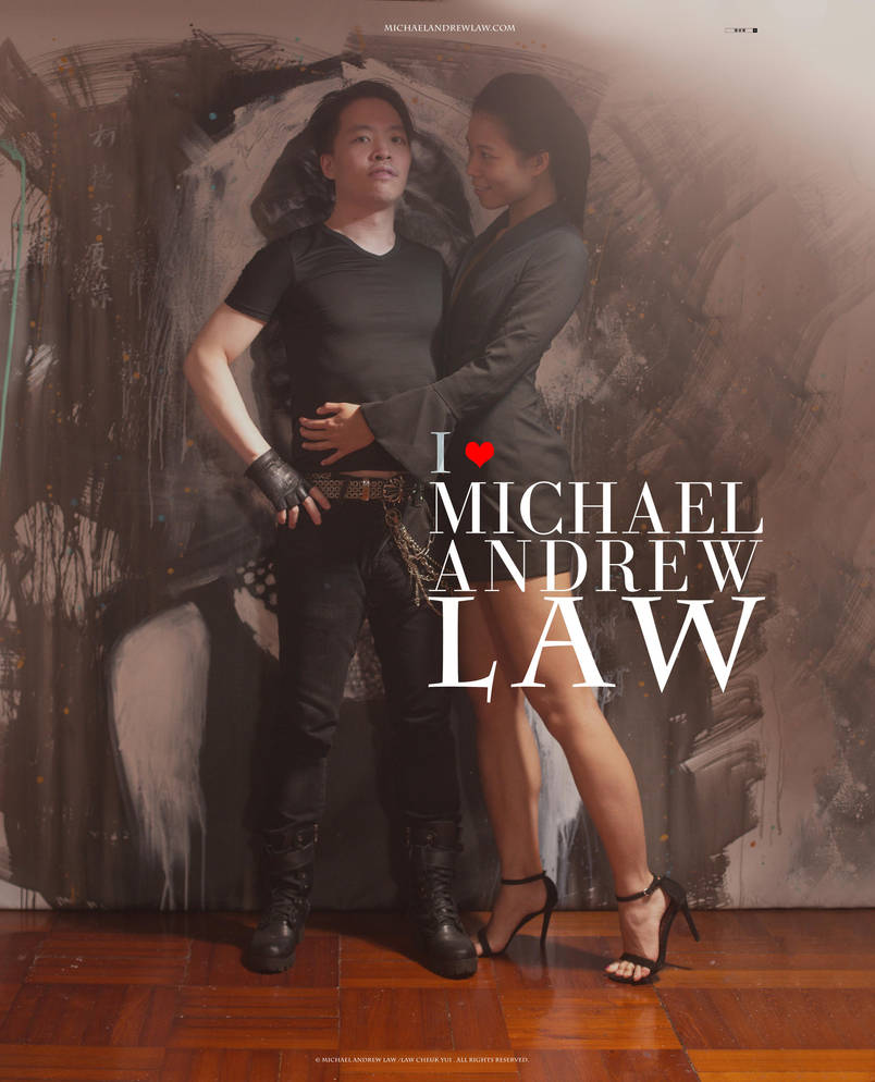 Michael Andrew Law Cheuk Yui Ad Art Series by michaelandrewlaw