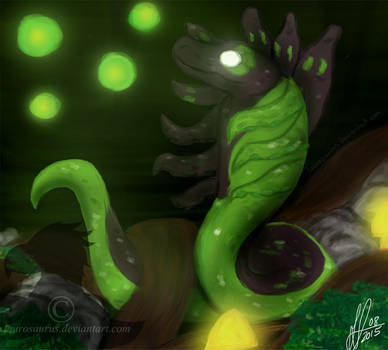 # 718 Zygarde - Gotta Draw 'em all by Laurosaurus