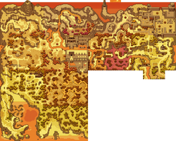 Cradle Island : overwold map preview by LAretake